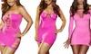 Lapdance Clubwear Women's Mini Dresses: Lapdance Clubwear Women's Mini Dresses
