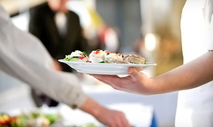 Paradise Catering - Fresno: $50 for $100 Worth of Catering for 12 or More from Paradise Catering