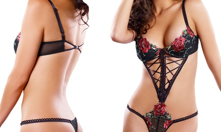 Valentine Lingerie by Escante