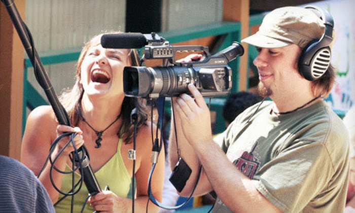 The Gulf Islands Film & T.V. School - Galiano Island: One- or Two-Week Filmmaking Camp with Room and Board at The Gulf Islands Film & T.V. School (Up to 57% Off)