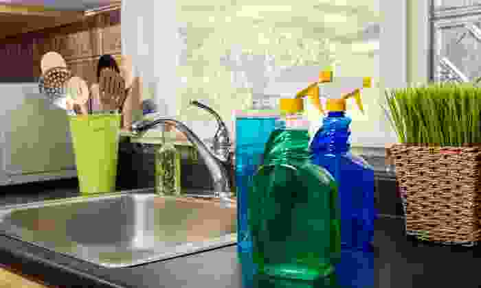 Magic Cleaners - mobile service: One or Two 120-Minute Housecleaning Sessions from Magic Cleaners (Up to 54% Off)