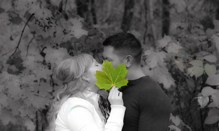 Samantha Melenka Photography - Cariboo/Burquitlam: Three- or Five-Hour Photo-Booth Rentals from Samantha Melenka Photography (Up to 51% Off)