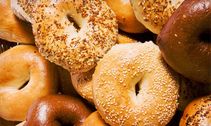 Bagelworks - Aventura: $10 for $20 Worth of Bagels, Fresh Deli Food, and Drinks at Bagelworks