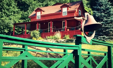 2-Night Stay for Two with a Guided Hiking Package at Mountain Harbour B&B in Roan Mountain, TN. Combine Up to 4 Nights.