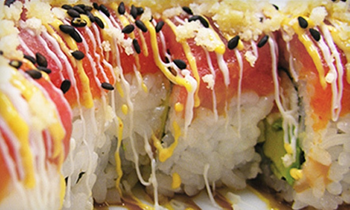 Kosher Sushi NY - Midtown Center: Sushi Meal for Two or Four at Kosher Sushi NY (Up to 61% Off)