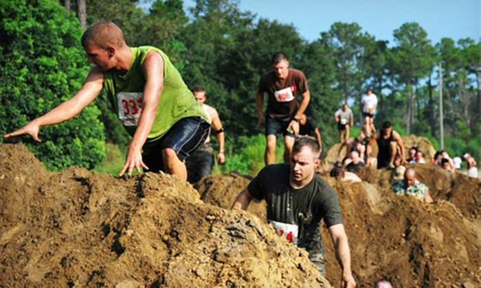Critical Mud - Lake Misery - Iriswood: $55 for One Entry to the Critical Mud - Lake Misery 5K Run on September 21 (Up to $110 Value)