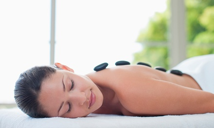 60-Minute Hot-Stone Massage or Deluxe Mother's Day Package at Healing Touch Massage (Up to 43% Off)