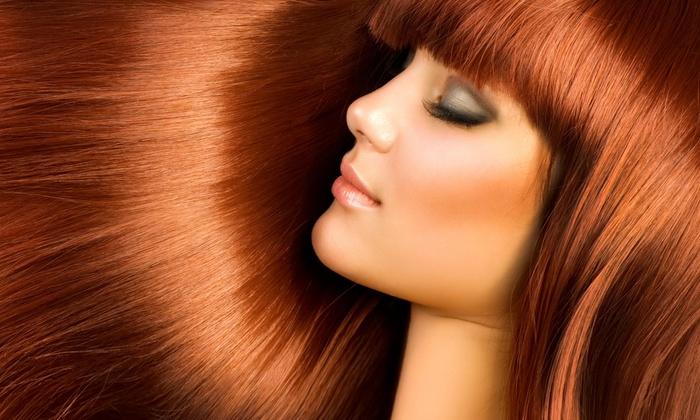 Melanee's Hair Studio - Tampa Bay Area: $38 for $85 Worth of Haircuts — Melanee's Hair Studio