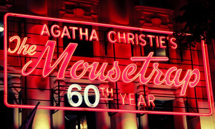 "Agatha Christie's ""Mousetrap"" - The Lower Ossington Theatre: $49 for Two Tickets to ""The Mousetrap"" at the Lower Ossington Theatre (Up to $98 Value)"