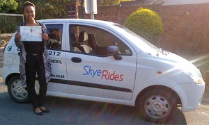 SkyeRides Driving school: Driving Lessons From R85 at SkyeRides Driving School (Up To 55% Off)