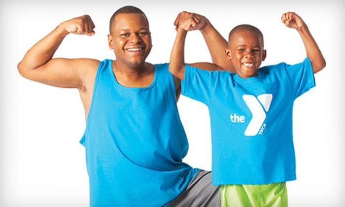 YMCA of Greater Houston - Multiple Locations: One- or Two-Month Individual or Family Citywide Membership to YMCA of Greater Houston (Up to 82% Off)