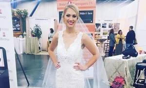 Bridal Extravaganza Show: Admission for Two or Four to Bridal Extravaganza Show on July 23 or 24 (37% Off)