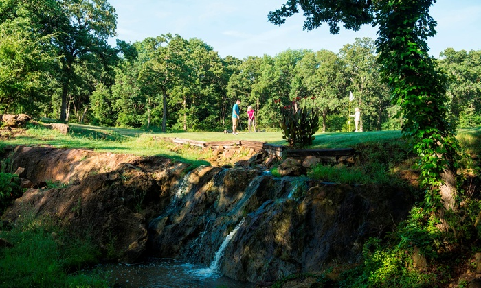 Lake Murray Golf Course - Ardmore: 18 Holes of Golf, Carts, and Buckets of Range Balls for Two or Four at Lake Murray Golf Course (Up to 50% Off)
