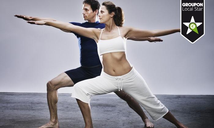 zen avec 3 5 cours de yoga yoga rive gauche groupon. Black Bedroom Furniture Sets. Home Design Ideas