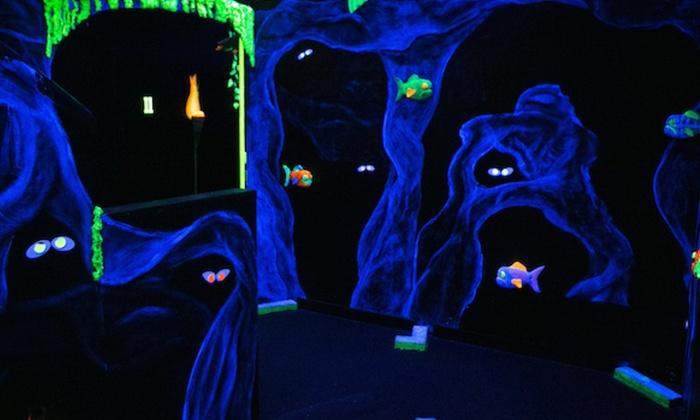 All Family Fun Center - Paradise: 50% Off 3D Mini Golf at All Family Fun Center