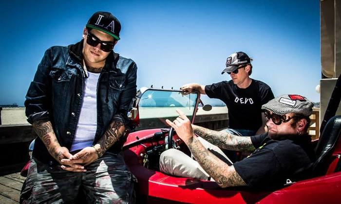 Sublime with Rome - Toyota Oakdale Theatre: Sublime with Rome Concert Package at Dome at  Oakdale on August 10 at 7:30 p.m. (Up to 54% Off)