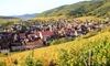 Alsace : chambre double standard avec petit-déjeuner pour 2 personnes