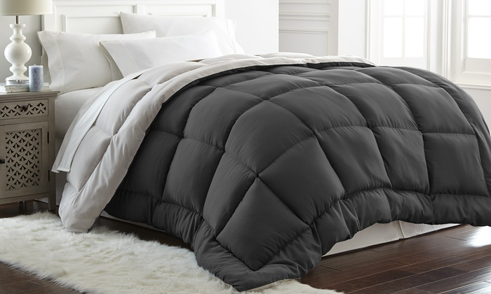 Hotel 5th Ave Down Alternative Reversible Comforter ...