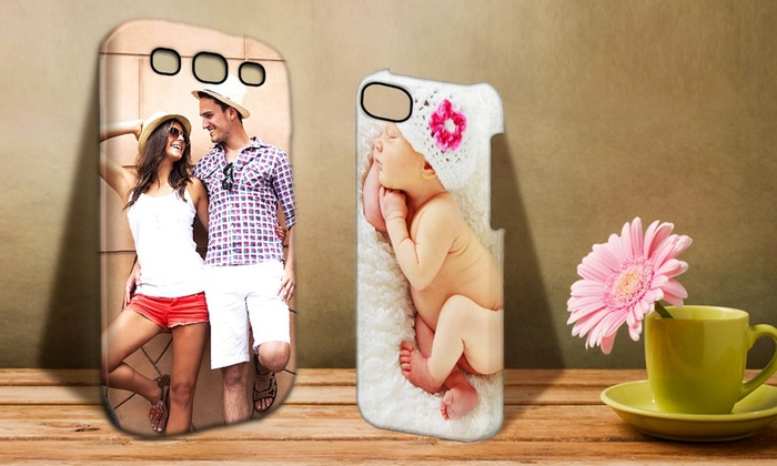 Printerpix Custom Wrapped Photo Phone Case: Custom Wrapped Photo Phone Case from Printerpix. Free Shipping.