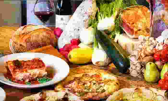 Humble Pie - Kierland Village: $10 for $20 Worth of Gourmet Pizza and Drinks at Humble Pie