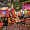 Up to 51% Off at Indoor Fun Park with Buffet