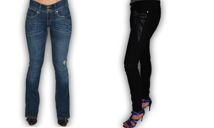 Levi's Juniors Skinny Jeans: Levi's Juniors Skinny Jeans. Assorted Colors. Free Returns.