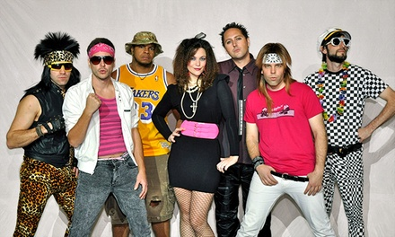 The Legwarmers: Awesome 80's Prom at Altar Bar on Friday, April 24, at 9 p.m. (Up to 42% Off)
