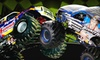 Monster X Tour - Scott: Monster-Truck Show with Pit Party for One, Two, or Four to Monster X Tour on Friday, July 13 (Up to 60% Off)