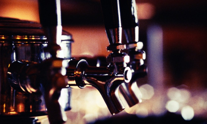 Beef 'O' Brady's - Apopka: Craft-Beer Flights or Pints for Two or More at Beef 'O' Brady's (Up to 53% Off)
