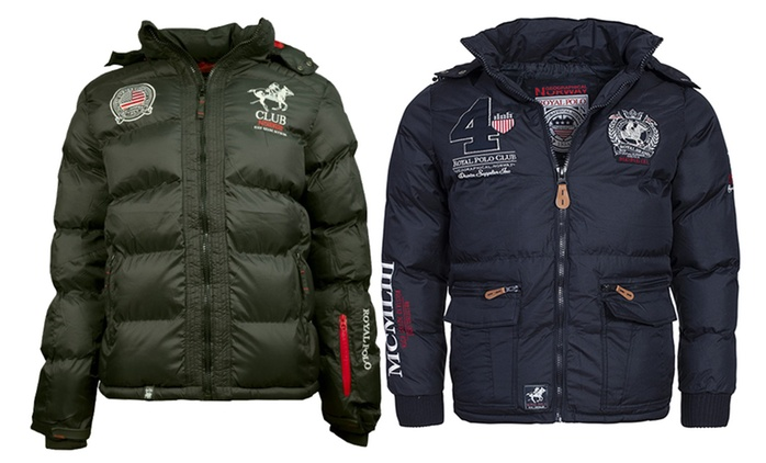 Geographical Norway Winterjacke Cardinal in der Farbe nach Wahl