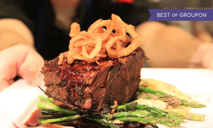 redwhite+bluezz - Old Pasadena: Gourmet American Cuisine at redwhite+bluezz (Up to 40% Off). Two Options Available.