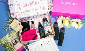 50% Off from FabFitFun at FabFitFun, plus 6.0% Cash Back from Ebates.