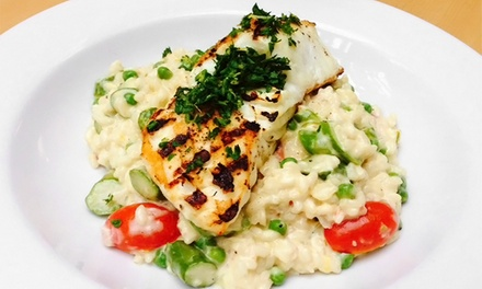 Dinner for Two or Four or Lunch at Milano Italian Dining (40% Off)