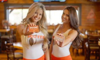 $15 for a $30 eGift Card to Hooters for Dine-In