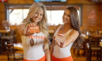 $30 Hooters eGift Card for Dine-In