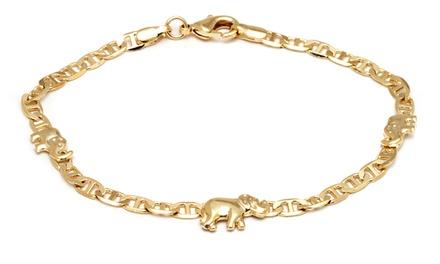 Elephant Marino Bracelet