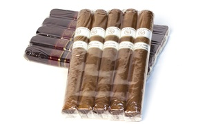 Wild Bill's Tobacco: Gurkha 10-Count Cigar Bundle or Rocky Patel 5-Count Cigar Bundle at Wild Bill's Tobacco (Up to 43% Off)