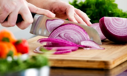 90-Minute Healthy-Cooking Class for One or Two at Peachy's Health Smart (Up to 60% Off)
