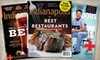 """""""Indianapolis Monthly"""": $12 for a One-Year Subscription to """"Indianapolis Monthly"""" ($24 Value)"""