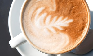 Jitters Coffee Shop: $12 for $20 Worth of Hot Beverages — Jitters coffee shop