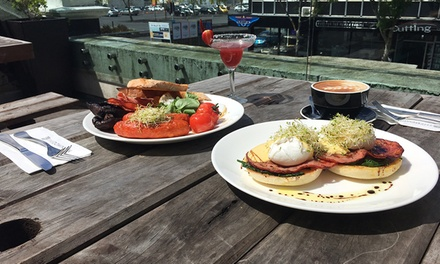$10 for $20 to Spend on Food & Drink at The Dominion, Mt Eden