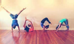 Up to 76% Off Yoga Classes at Red Yoga at Red Yoga, plus 6.0% Cash Back from Ebates.