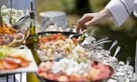 Orientalisches Fingerfood-Catering inkl. Anfahrt für 10 oder 20 Personen (bis zu 47% sparen*)