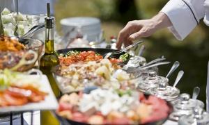 מלון רמדה נתניה: מלון רמדה, מול חוף הים בנתניה: ארוחת ערב בופה עם מגוון מנות בשריות, סלטים, קינוחים, מרקים, קינוחים, כוס יין ועוד, ב-85 ₪