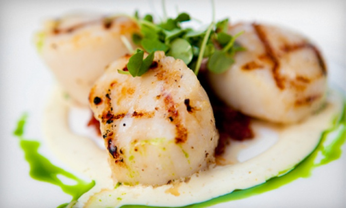Bistro Ten Zero One - West Palm Beach: Modern American Cuisine and Drinks for Two or Four at Bistro Ten Zero One (50% Off)