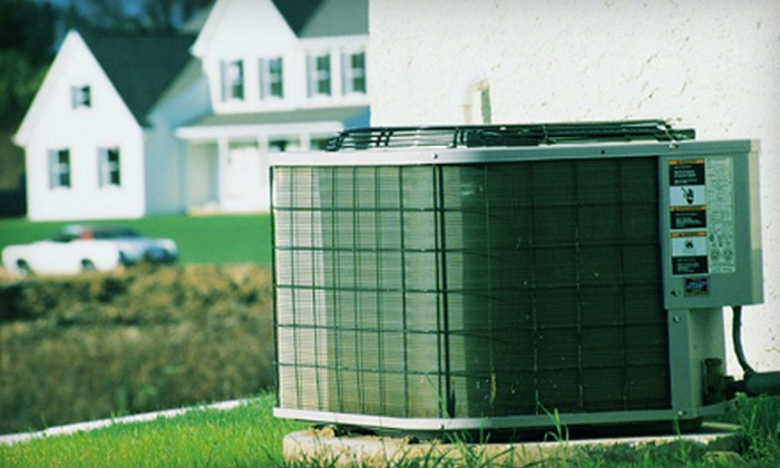 Service Plus Heating and Air Conditioning - Near Northside: $45 for Air-Conditioning Inspection from Service Plus Heating and Air Conditioning ($95 Value)