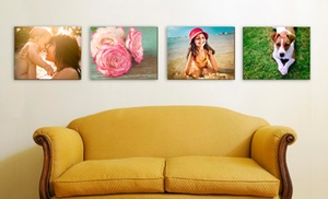 Easy Canvas Prints: Custom Canvas Prints from Easy Canvas Prints (Up to 54% Off). Three Options Available.