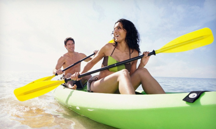 City Kayak - The Embarcadero: McCovey Cove Kayak Trip for One, Two, or Four from City Kayak (Up to 54% Off)
