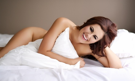 $150 for a Boudoir Photography Session with Hair and Makeup at ShaRelle Studios ($450 Value)