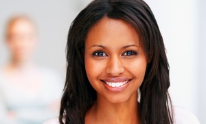 Aesthetic Medical Network: One or Three Teeth-Whitening Treatments at Aesthetic Medical Network (Up to 74% Off)